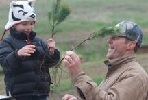 Fun in the forest / by Wisconsin Department of Natural Resources (DNR)