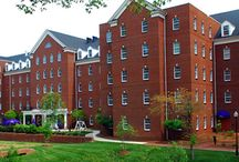 Residence Halls / by High Point University