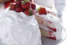 desserts / by Frances Noyce