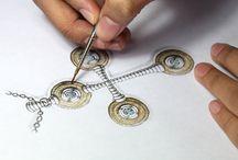 Jewellery Sketch  / by Jenni Wong