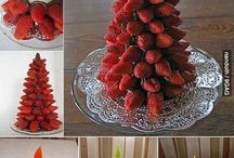 Holidays and Events Food Arrangements / by Ingrid Fonseca