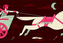 Illustration / by Sarah Jones