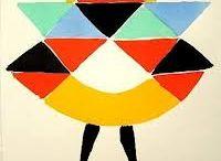 geometrico n / by Nuria Jimenez