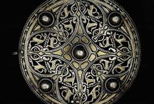 Anglo-Saxons / by Aeldur