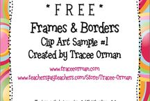 Borders & Clipart / by Steph Ernst