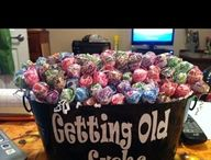 40th birthday ideas / by Michele Rogers