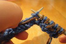 Knitting / by Kay Cox