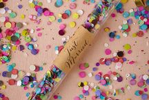 Let's Confetti Party!  / by Trophy Cupcakes
