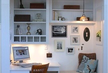 Home - Office / by Sonia Oh