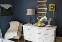 Pretty Paint / Paint colors that I love and want to paint in our new home / by Leslie du Mont