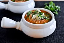 Soups / by Tammi Cisler