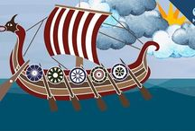 Norse Mythology Science / The Vikings weren't so dumb! / by Norse Mythology