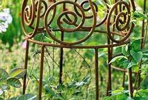 ⊱ Vίɳτąɠє νίɠɳεττεş ⊰ / Garden vintage / by ✿⊱ ᎷᎯᏒᎥᏖᏕᎯ'Ꮥ ᎶᎯᏒᎠᎬN ⊰✿