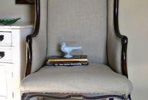 Furniture Redo Ideas / by Donna Alverson