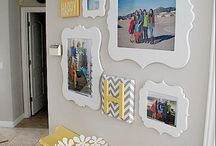 Wall Decor  / by Kimberly Bell