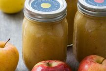 Recipes Canned Fruit / by Sandy Piers