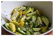 Veggie Recipes / by Cathie Wightman