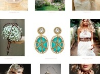 wedding style pinboard / by Leone Panning