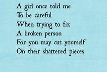 Words / by Mellissa Croll