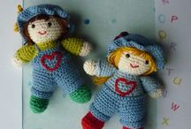 stitching: crochet / If I have found one of your photos inspiring and have pinned it, but you would like it to be removed, please just tell me in the comments, and I will be glad to do so. I am working hard to make sure all of my pins are linked correctly to their original source because I really love Pinterest and do not want to have to close my account! / by Kelley McDonald
