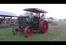 Antique Tractors / by Thomas VandenBergh