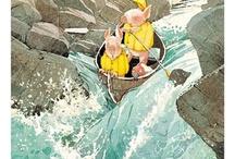 Long ago & far away... / Literature, story illustration & movies / by Debbie Dierkes