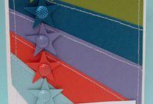 Die cut Card ideas / by Mary Booker