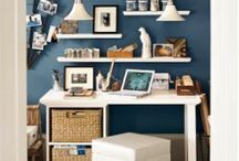 Home Office Ideas / by Emilia Strada