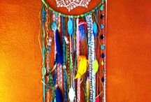 Dream Catchers / Beautiful whimsical pieces of art........ / by Jenn Busch