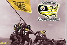 Steelers 4ever!!! / by Blake Keesey
