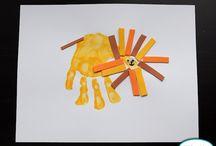 Kids crafts / by Sarah Castellanos