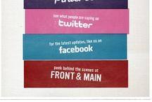 Email - Social / Social Emails (Facebook, Twitter, Pinterest, YouTube, etc.) / by Danielle Boenisch