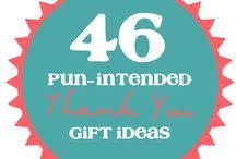 Gift Ideas / by Megan Durbin