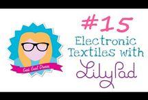 e-textile / by Maria Mucino
