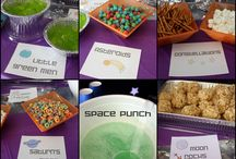 Party Ideas / by Somer Hall