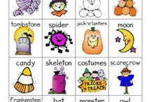 Halloween Ideas/Activities / by Bonnie Wolf