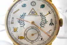 Timepieces / by Lulu Parkinson