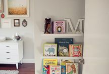 Where Baby Sleeps / Nursery for Baby Tullius / by Elizabeth Tullius