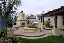 Landscaping and Outdoor Ideas / by Andrea Parker Alldredge