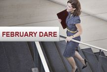 We Dare You: February Dare / The elevator may go up but it doesn't make your heart rate climb. For the month of February #WeDareYou to share how you're taking the stairs for a chance to win a $400 pre-paid gift card.   http://wedareyoutoshare.com / by Source4Women