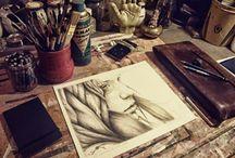 Art / by Sunshine Tindall