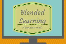 Blended learning / by Shawndra Maxey