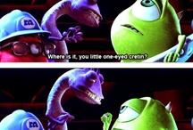 Disney Pixar / by Christina Lopez