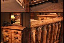 Log Furniture / by Log Heads