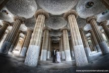 Fotografia de Bodas en Bacelona / Fotografías de boda realizadas en Barcelona / by JoseLuisGuardia