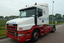 Scania Trucks / by Kleyn Trucks