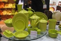 fiestaware / by Helga Mackey-Fardon