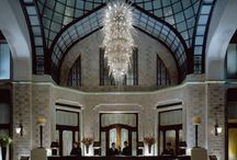 ~World's Grandest Hotels/Resorts~ / by Sharon Phillips
