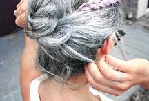 Grey Hair / by Charley