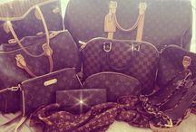 Handbags handbags & accessories! / by Nessa Irving